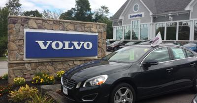 Lovering Volvo Cars Meredith Image 1