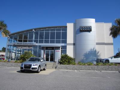 Audi Columbia Image 2