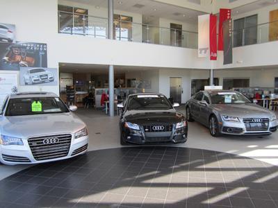 Audi Columbia Image 3