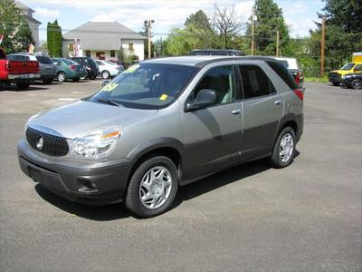 2005 Buick Rendezvous  for sale VIN: 3G5DB03E55S565385