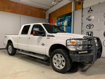 2015 Ford F-250 Lariat for sale VIN: 1FT7W2BT6FEB27587