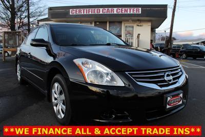 2010 nissan altima for sale in fairfax, virginia 242953487 getauto.com