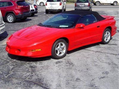 1995 Pontiac Firebird Trans Am for sale VIN: 2G2FV32P4S2248183