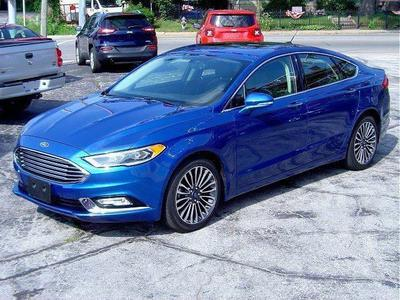 Ford Fusion 2017 for Sale in Huntington, IN