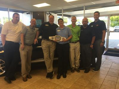 George Ballentine Ford Lincoln Toyota Image 2