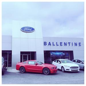 George Ballentine Ford Lincoln Toyota Image 4