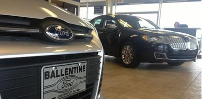 George Ballentine Ford Lincoln Toyota Image 5
