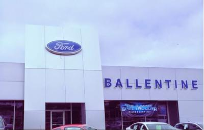 George Ballentine Ford Lincoln Toyota Image 7