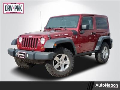 Jeep Wrangler 2012 for Sale in Englewood, CO