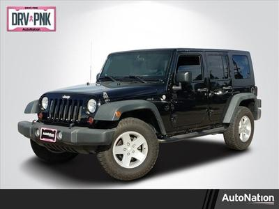Jeep Wrangler Unlimited 2010 for Sale in Englewood, CO