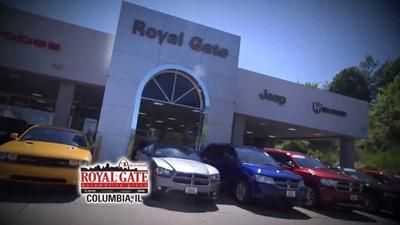 Royal Gate Dodge >> Royal Gate Chrysler Dodge Jeep Ram Of Columbia In Columbia
