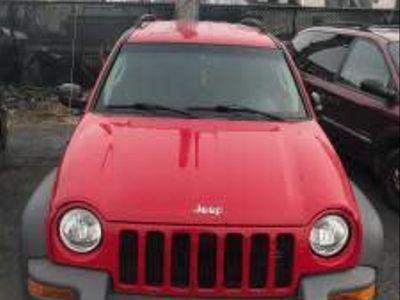 2002 Jeep Liberty Sport for sale VIN: 1J4GL48K72W343272