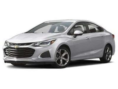 2019 Chevrolet Cruze LT for sale VIN: 1G1BE5SM6K7113221