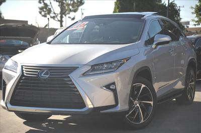 Lexus RX 350 2016 for Sale in Westminster, CA