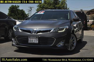 Toyota Avalon 2013 for Sale in Westminster, CA