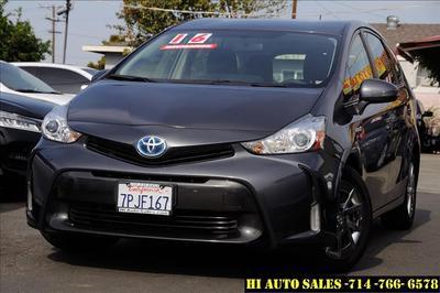 Used 2016 Toyota Prius v Wagon in Westminster, CA near 92683 |  JTDZN3EU7GJ047357 | Auto com
