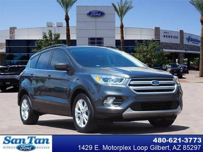 2018 Ford Escape SEL for sale VIN: 1FMCU0HD3JUC48869
