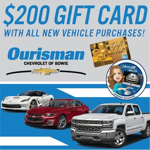 Ourisman Chevrolet of Bowie - Curbside Pick Up and Home Delivery Available Image 4