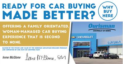 Ourisman Chevrolet of Bowie - Curbside Pick Up and Home Delivery Available Image 5