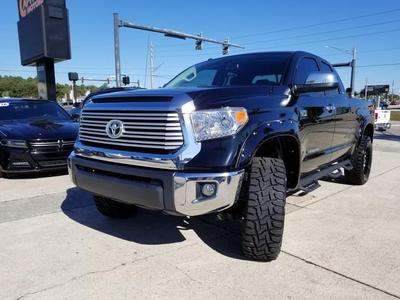 2015 Toyota Tundra Limited for sale VIN: 5TFBW5F12FX470597