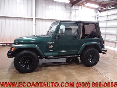 Jeep Wrangler 2000 for Sale in Bedford, VA