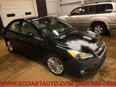 Subaru Impreza 2012 a la venta en Bedford, VA