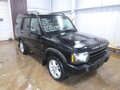 2003 Land Rover Discovery SE for sale VIN: SALTY16463A800637