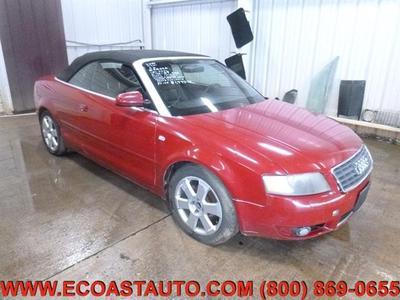 Audi A4 2004 for Sale in Bedford, VA
