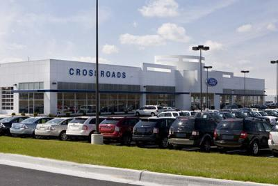 Crossroads Ford-Wake Forest Image 8