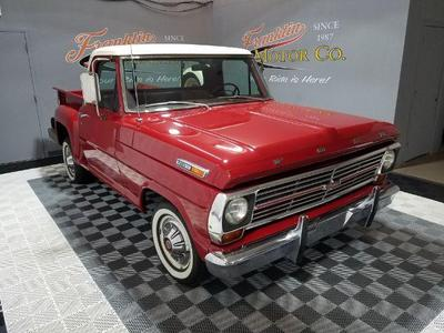 Ford F100 1969 undefined undefined Nashville, TN