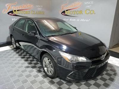 2016 Toyota Camry XSE for sale VIN: 4T1BF1FK1GU155077