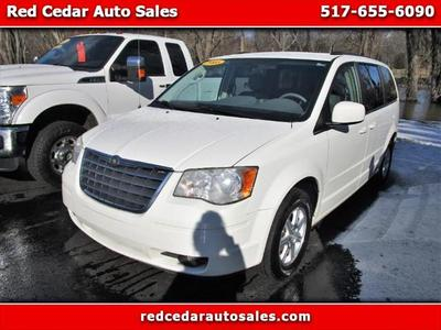 2008 Chrysler Town & Country Touring for sale VIN: 2A8HR54P18R694379