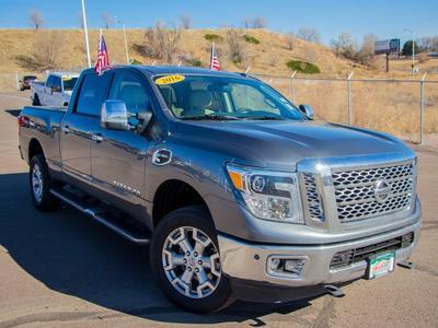 Nissan Titan XD 2016 for Sale in Colorado Springs, CO