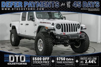 Jeep Gladiator 2020 a la Venta en Gainesville, VA