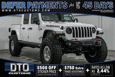 Jeep Gladiator 2020 for Sale in Gainesville, VA