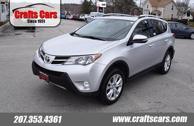 Toyota RAV4 2015 for Sale in Lisbon Falls, ME
