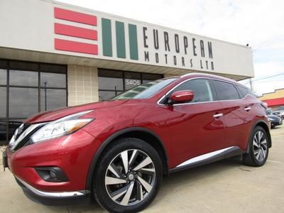 Nissan Murano 2015 a la venta en Cedar Rapids, IA