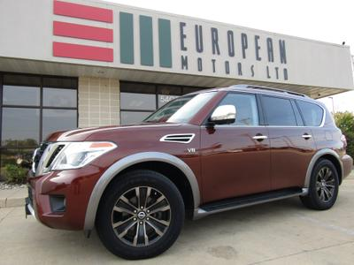 Nissan Armada 2017 for Sale in Cedar Rapids, IA