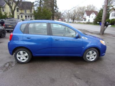 2009 Chevrolet Aveo 5 LS for sale VIN: KL1TD66E39B663689