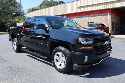 Chevrolet Silverado 1500 2017 for Sale in Bessemer, AL
