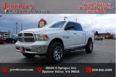 RAM 1500 2014 a la venta en Spokane, WA
