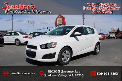 Chevrolet Sonic 2015 a la venta en Spokane, WA