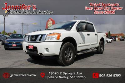 Nissan Titan 2013 for Sale in Spokane, WA