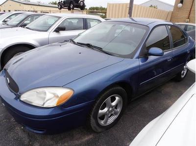 2004 Ford Taurus SE for sale VIN: 1FAFP53U84A113475