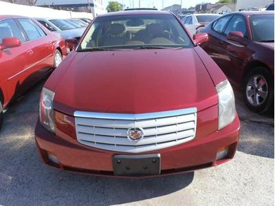 2007 Cadillac CTS Base for sale VIN: 1G6DP577470121415
