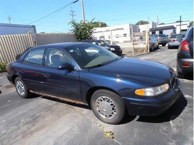 2002 Buick Century Custom for sale VIN: 2G4WS52J121170846