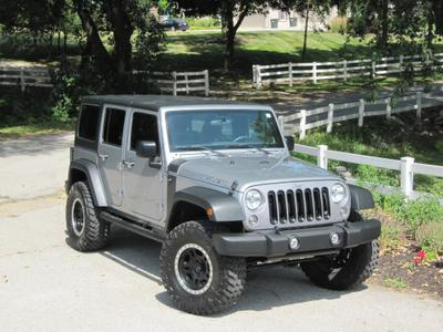 Jeep Wrangler Unlimited 2015 for Sale in Valley, NE