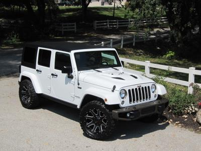 Jeep Wrangler Unlimited 2016 for Sale in Valley, NE