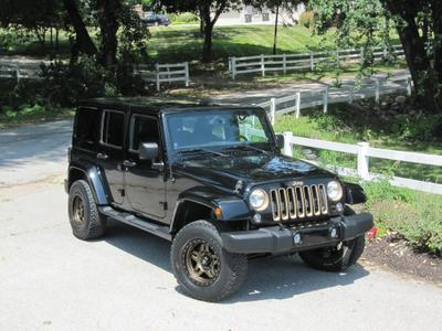 Jeep Wrangler Unlimited 2014 for Sale in Valley, NE