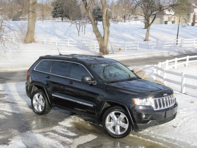 2012 Jeep Grand Cherokee Laredo for sale VIN: 1C4RJFAG3CC304431